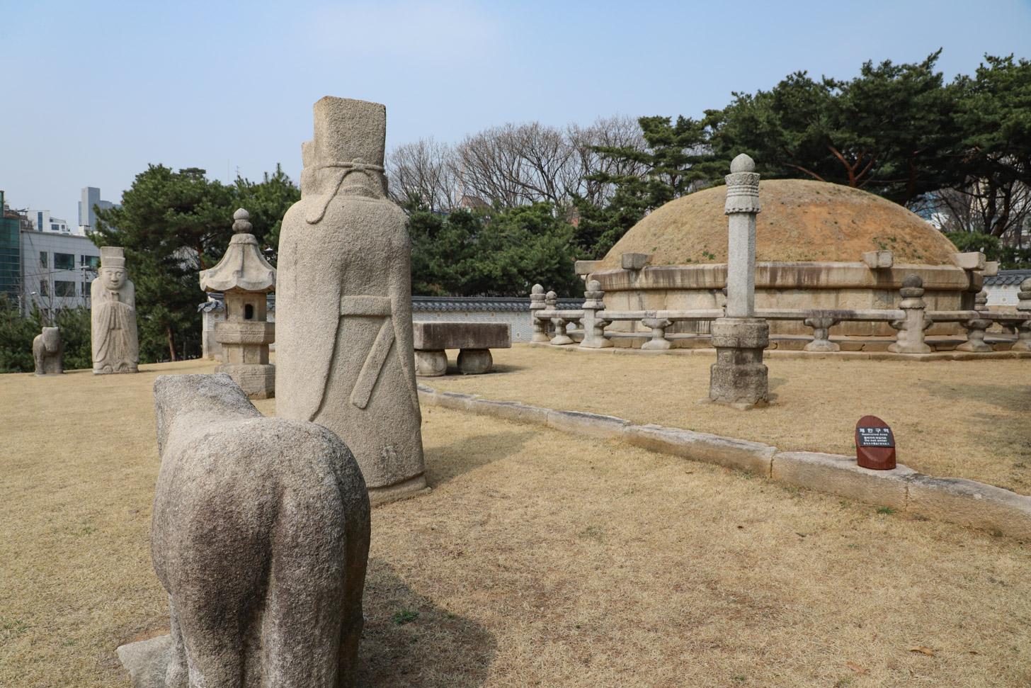 Koningsgraven Seonjeongneung