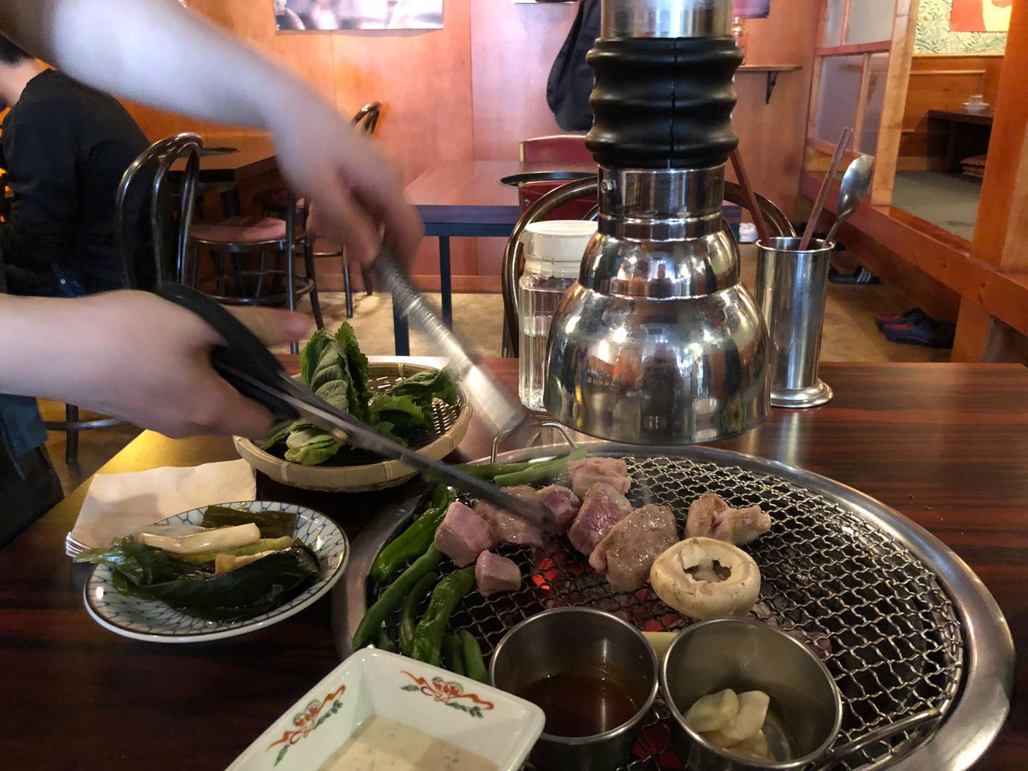 Eten in Seoul: Koreaanse BBQ